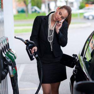 「(ガソリン)満タンでお願い」~ガソリンスタンドで使われる表現~