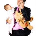「仕事と家庭をうまく両立している若い夫婦」~両立、うまくやるということをを表す表現~