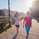「朝のトレーニング(運動)が日課です」~身体を動かすことを表す表現~