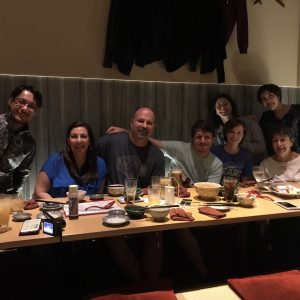 TreyファミリーとYLSで京都に行ってきたよ(3)
